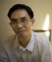 Pro-democracy activist Nguyen Quoc Quan