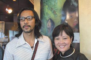 Filmmaker Timothy Linh Bui