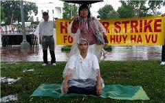Activist Nguyen Quoc Quan