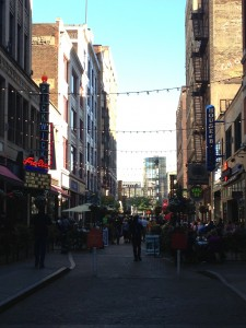 4th Street in downtown Cleveland