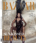 An Le's cover photo of Naomi Campbell