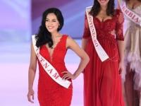 Contestant Nguyen Thi Loan