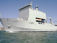 Australian ship