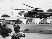 April 1975 US Marine evacuation