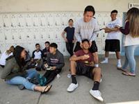 Vietnamese-American High school students