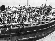 Vietnamese refugees in 1979