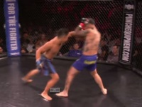 MMA fighter Ben Nguyen