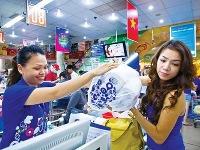 A Vietnamese consumer