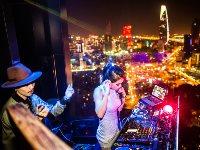 Saigon, a bastion of capitalism