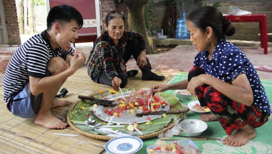 Youtuber Nguyen Thi Tan
