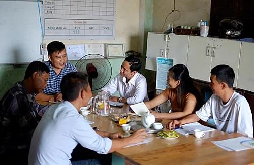 Le Trung Tan's Thanh Cong Club