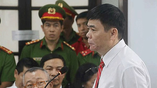 Human rights lawyer Tran Vu Hai