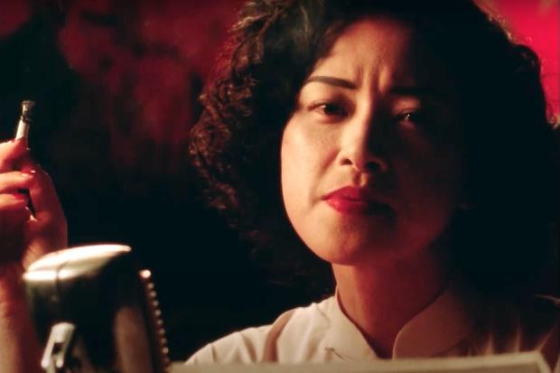 Actress Ngo Thanh Van