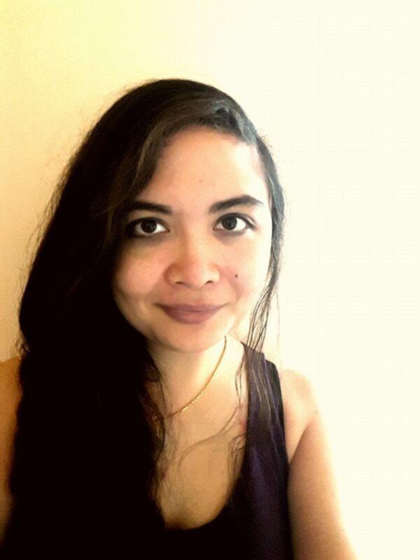 Author Natalie Linh Bolderston