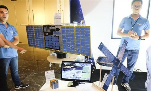 Vietnam's NanoDragon satellite