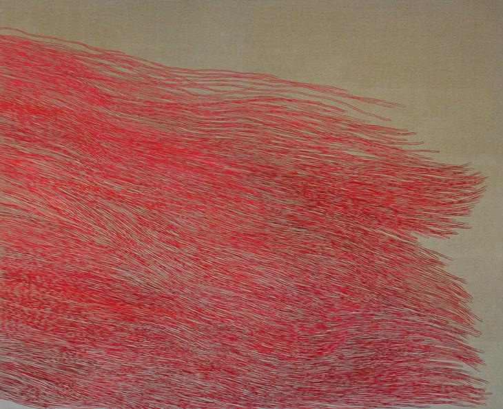 Passion Flow art by Trang T Le