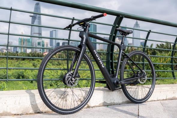 Modmo Saigon+ electric bike
