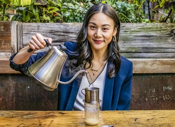 Nguyen Coffee Supply founder Sahra Nguyen