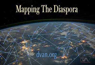 Mapping the Diaspora art