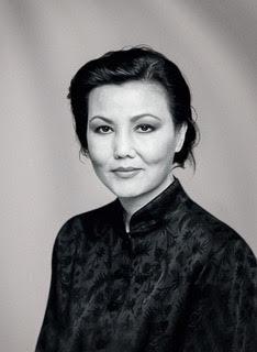 Kieu Chinh portrait